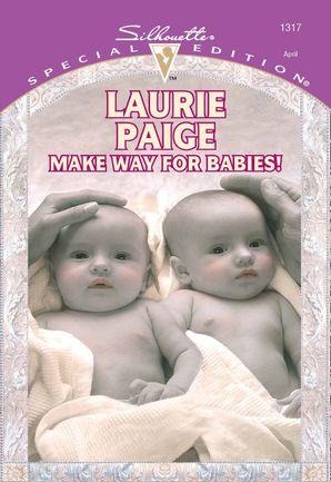 Make Way For Babies! (Mills & Boon Cherish)