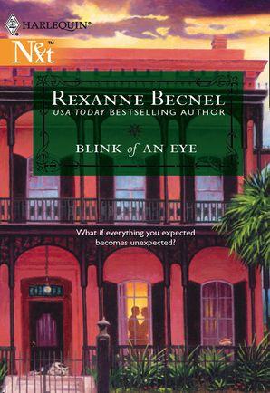 Blink Of An Eye (Mills & Boon M&B)
