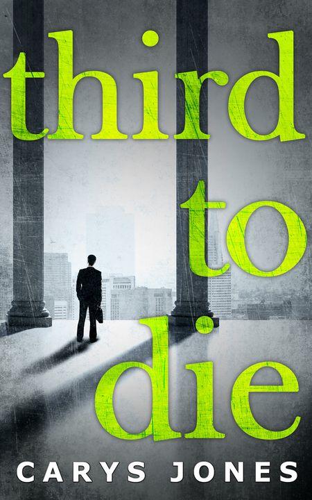 Third To Die (The Avalon series, Book 3) - Carys Jones