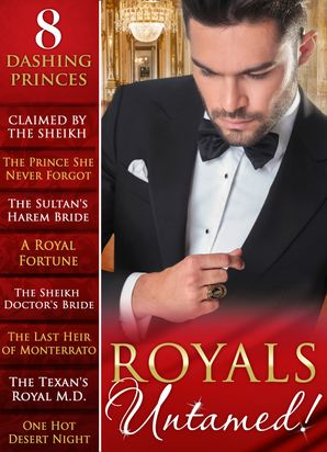 Royals Untamed! eBook First edition by Rachael Thomas