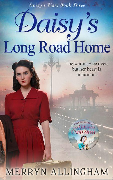 Daisy's Long Road Home - Merryn Allingham