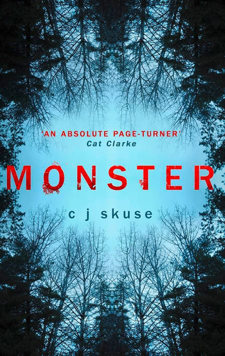 Monster: The perfect boarding school thriller to keep you up all night - C.J. Skuse