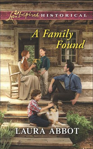 A Family Found (Mills & Boon Love Inspired Historical)