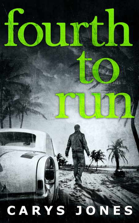 Fourth To Run (The Avalon series, Book 4) - Carys Jones