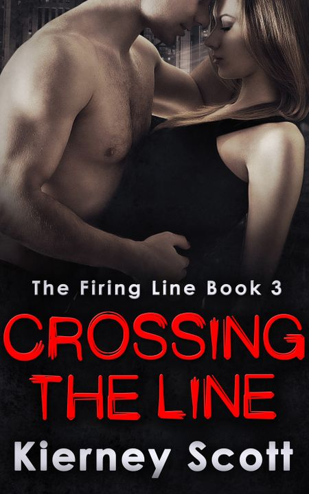 Crossing The Line - Kierney Scott
