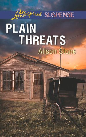 Plain Threats eBook First edition by Alison Stone