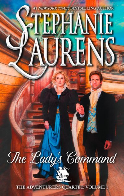 The Lady's Command (The Adventurers Quartet, Book 1) - Stephanie Laurens