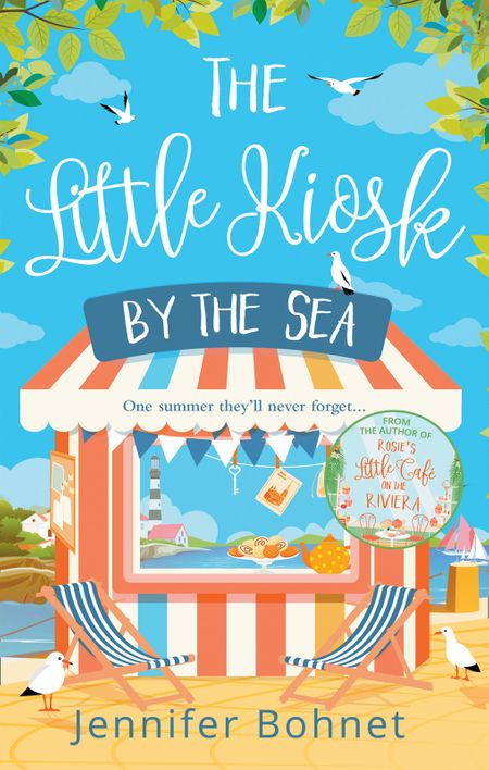 The Little Kiosk By The Sea - Jennifer Bohnet