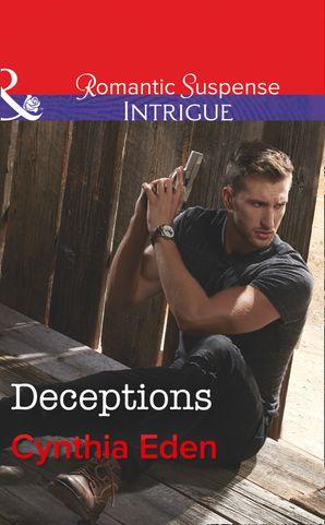 Deceptions (Mills & Boon Intrigue) (The Battling McGuire Boys, Book 5) eBook  by Cynthia Eden