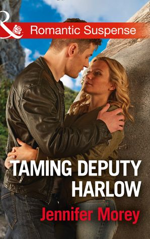 Taming Deputy Harlow (Mills & Boon Romantic Suspense) (Cold Case Detectives, Book 4) eBook  by Jennifer Morey