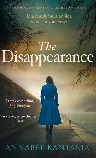 The Disappearance - Annabel Kantaria