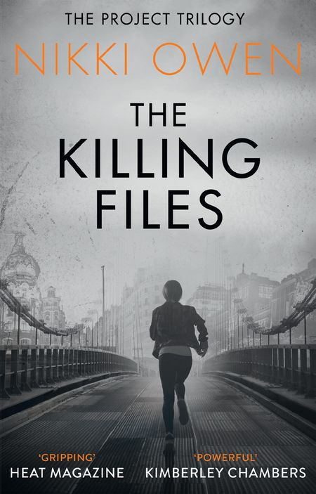 The Killing Files - Nikki Owen