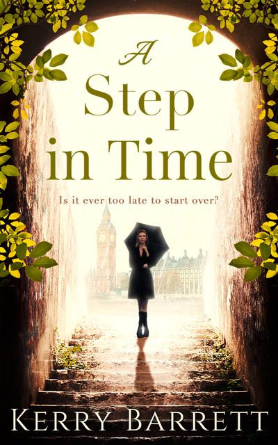 A Step In Time - Kerry Barrett