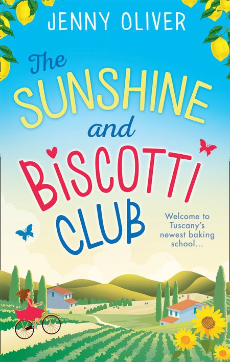 The Sunshine and Biscotti Club - Jenny Oliver