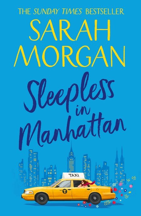 Sleepless In Manhattan (From Manhattan with Love, Book 1) - Sarah Morgan