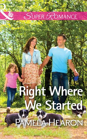 Right Where We Started (Mills & Boon Superromance) (Taylor's Grove, Kentucky, Book 4)