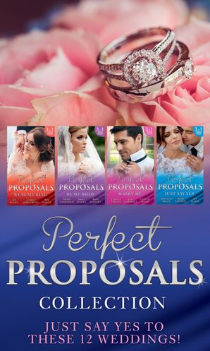 Perfect Proposals Collection (Mills & Boon e-Book Collections) eBook  by Ally Blake