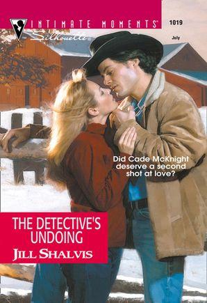 The Detective's Undoing (Mills & Boon M&B)