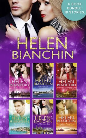 The Helen Bianchin Collection (Mills & Boon e-Book Collections) eBook  by Helen Bianchin