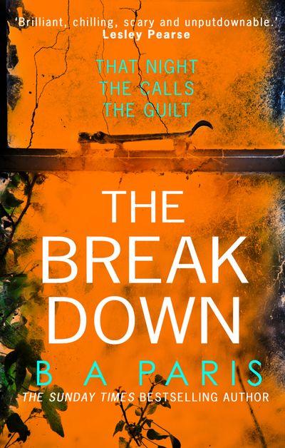 The Breakdown - B A Paris