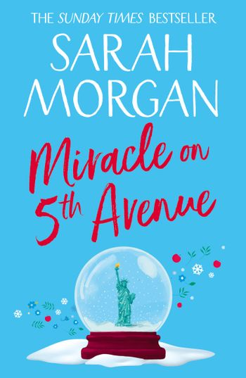 Miracle On 5th Avenue (From Manhattan with Love, Book 3) - Sarah Morgan