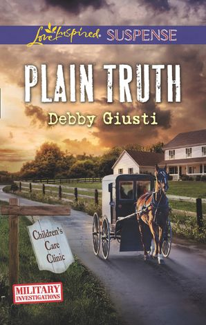 Plain Truth (Mills & Boon Love Inspired Suspense) (Military Investigations, Book 10) eBook  by Debby Giusti