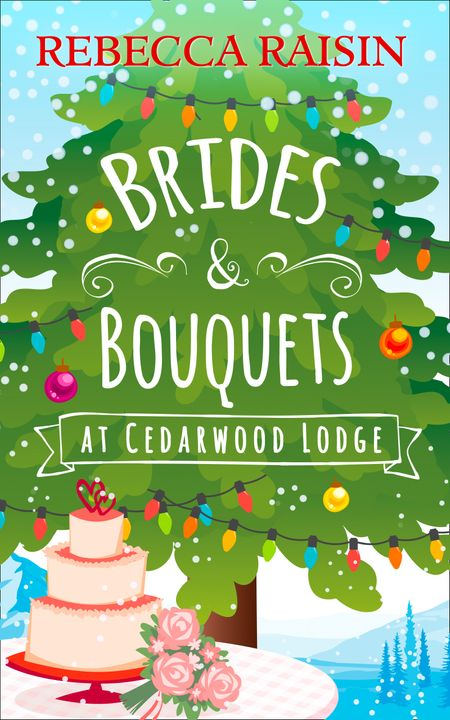 Brides and Bouquets At Cedarwood Lodge - Rebecca Raisin