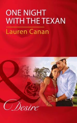 One Night With The Texan eBook  by Lauren Canan