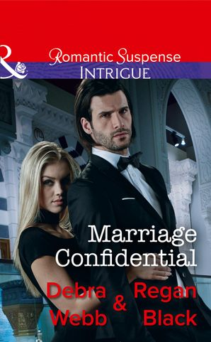 Marriage Confidential (Mills & Boon Intrigue)