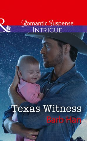 Texas Witness (Mills & Boon Intrigue) (Cattlemen Crime Club, Book 5) eBook  by Barb Han