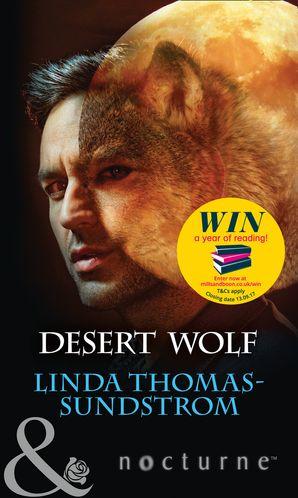 Desert Wolf (Mills & Boon Nocturne) eBook  by Linda Thomas-Sundstrom