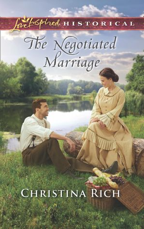 The Negotiated Marriage (Mills & Boon Love Inspired Historical)