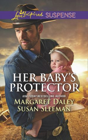 Her Baby's Protector: Saved by the Lawman / Saved by the SEAL (Mills & Boon Love Inspired Suspense) eBook  by Margaret Daley