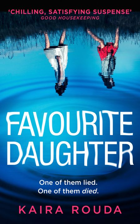 Favourite Daughter - Kaira Rouda