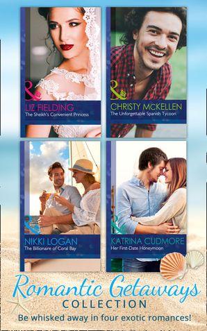 Romantic Getaways Collection (Mills & Boon e-Book Collections) (Romantic Getaways) eBook  by Christy McKellen