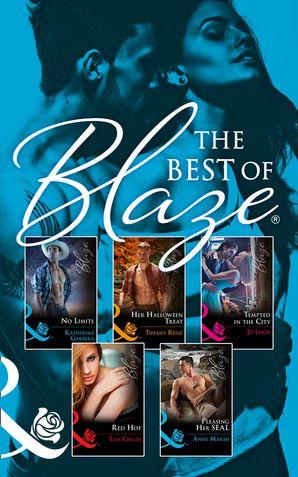 The Best Of Blaze - Six Sexy Romances eBook  by Katherine Garbera