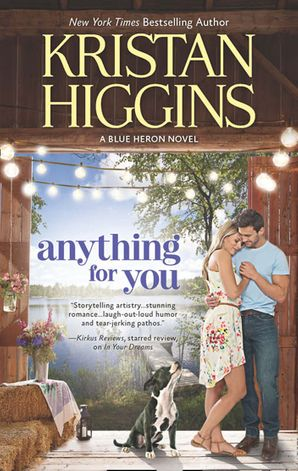 Anything For You (The Blue Heron Series, Book 5)