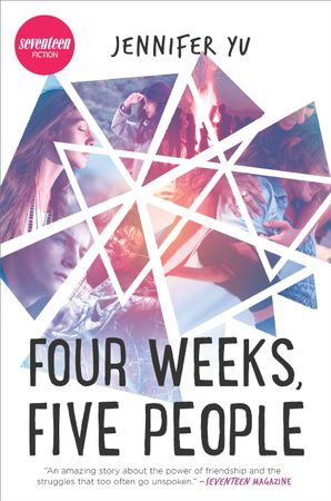 Four Weeks, Five People eBook  by Jennifer Yu