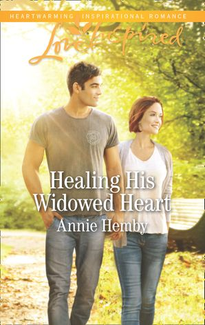 Healing His Widowed Heart (Mills & Boon Love Inspired)