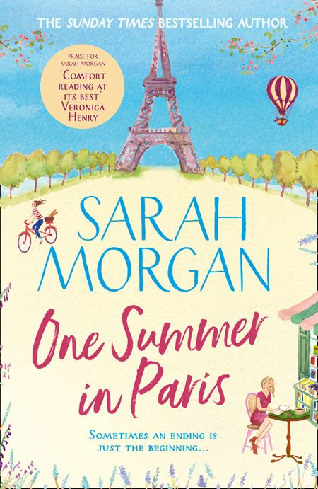 One Summer In Paris - Sarah Morgan