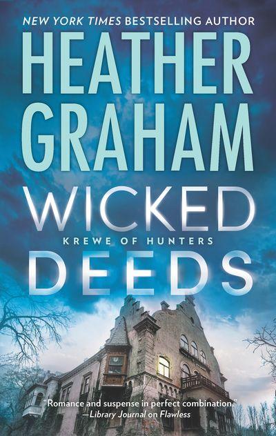 Wicked Deeds (Krewe of Hunters, Book 23) - Heather Graham