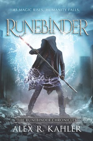 Runebinder eBook  by Alex R. Kahler
