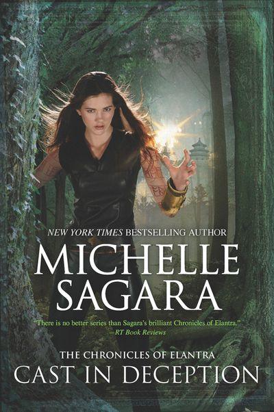 Cast In Deception - Michelle Sagara