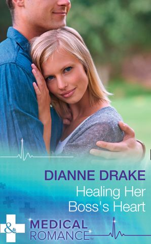 Healing Her Boss's Heart (Mills & Boon Medical) (Sinclair Hospital Surgeons) eBook  by