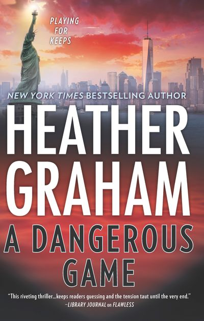 A Dangerous Game (New York Confidential, Book 3) - Heather Graham