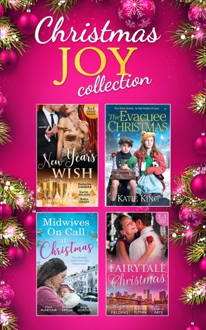 Mills and Boon Christmas Joy Collection (Mills & Boon e-Book Collections) eBook  by Katherine Garbera
