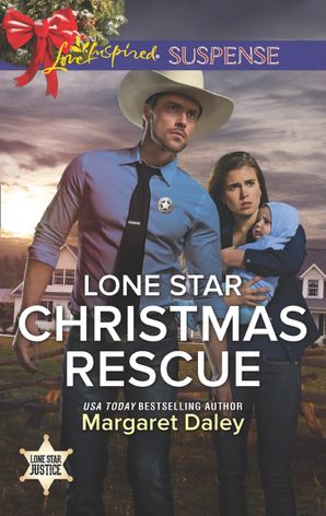 Lone Star Christmas Rescue (Mills & Boon Love Inspired Suspense) (Lone Star Justice, Book 2) eBook  by Margaret Daley