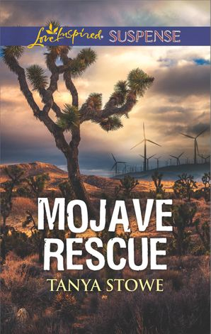 Mojave Rescue (Mills & Boon Love Inspired Suspense) eBook  by