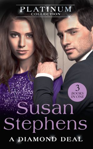 The Platinum Collection: A Diamond Deal: The Flaw in His Diamond / The Purest of Diamonds? / In the Brazilian's Debt (Mills & Boon M&B) eBook  by Susan Stephens