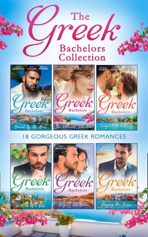 The Greek Bachelors Collection (Mills & Boon e-Book Collections) eBook  by Sharon Kendrick